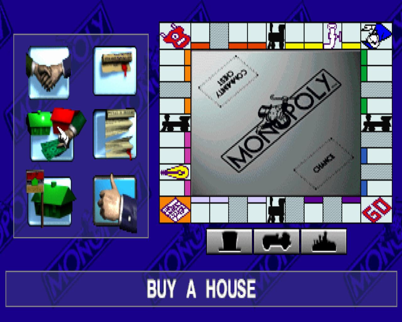Image result for monopoly ps1